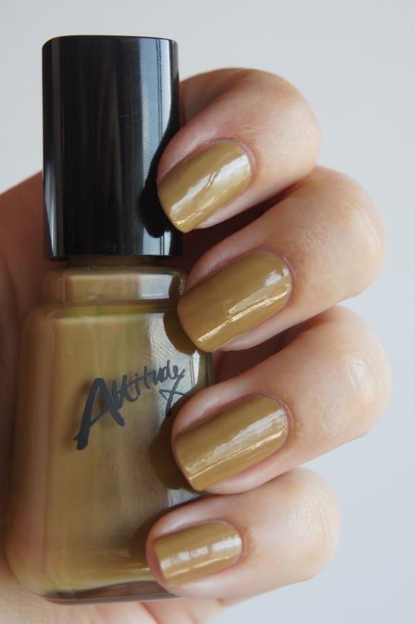 Attitude Nagellak Military | Cosmetica-shop.com