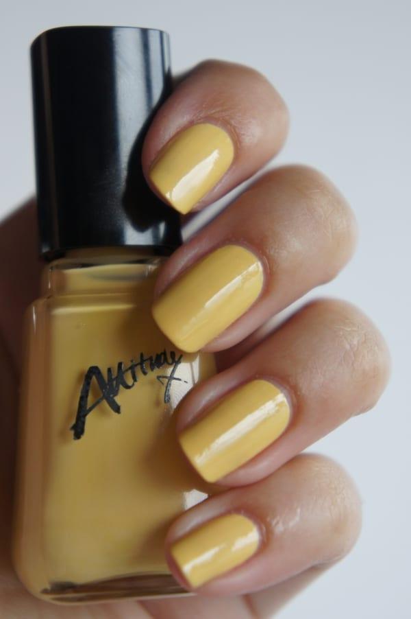 Attitude Nagellak School Bus | Cosmetica-shop.com