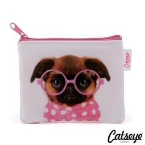 Catseye London Glasses Pooch Coin Purse | Cosmetica-shop.com