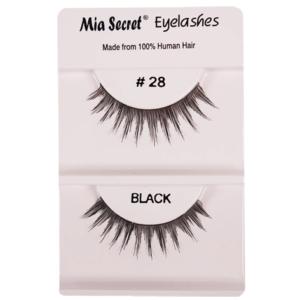 Mia Secret Lashes EL28 | Cosmetica-shop.com