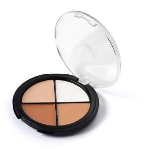 Sedona Lace 4 Color Camouflage Concealer Palette Medium | Cosmetica-shop.com