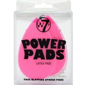 W7 Power Pads | Cosmetica-shop.com